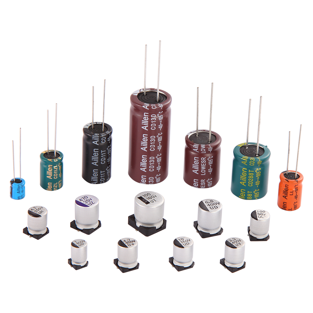 electrolytic capacitor | aillen
