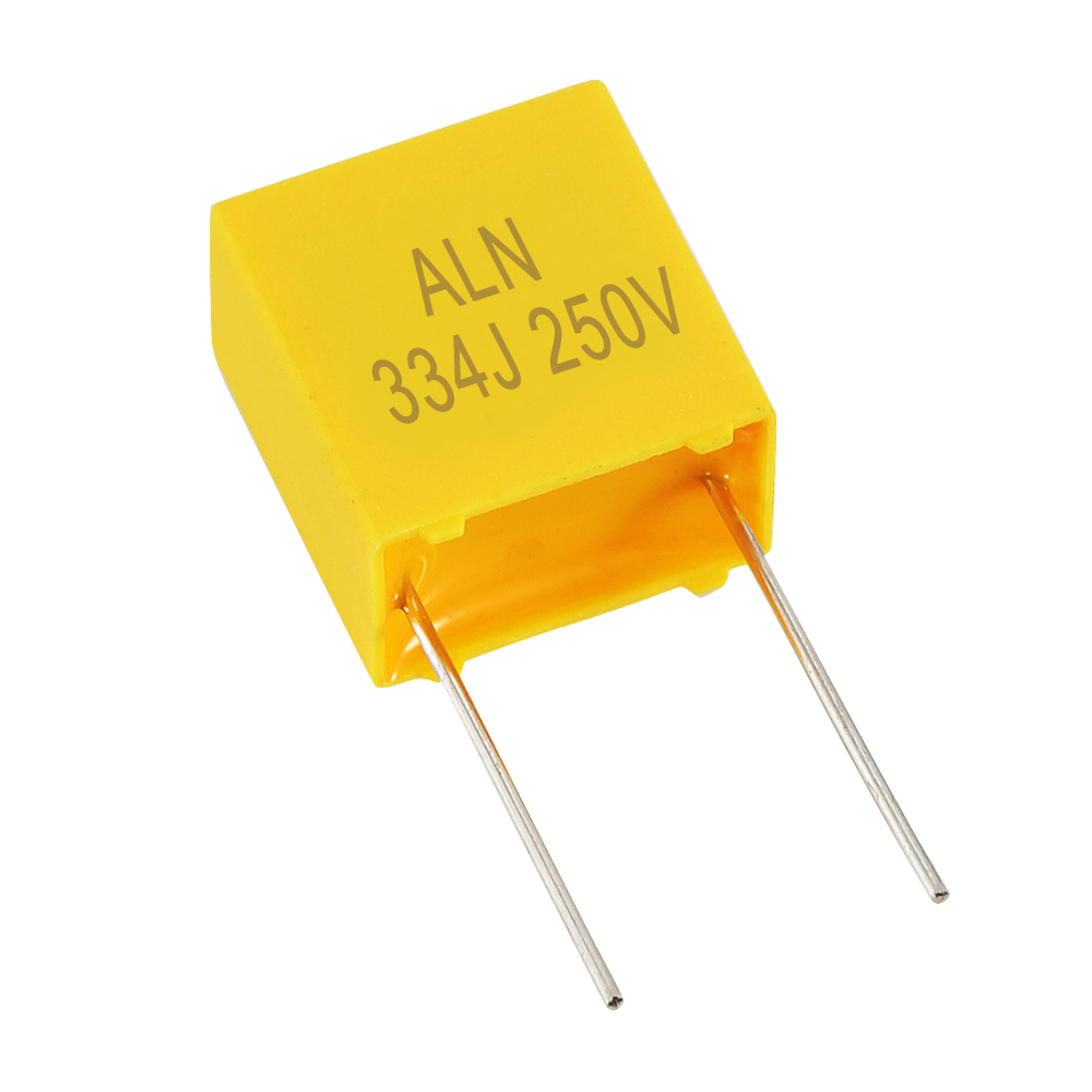 Metallized Polyester film capacitor(Boxes) MEB series