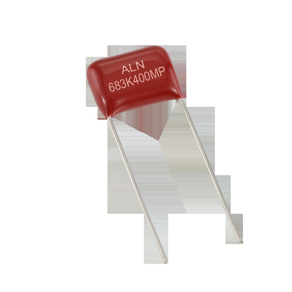 Metallized polyester film capacitor(Powdered) MEM series