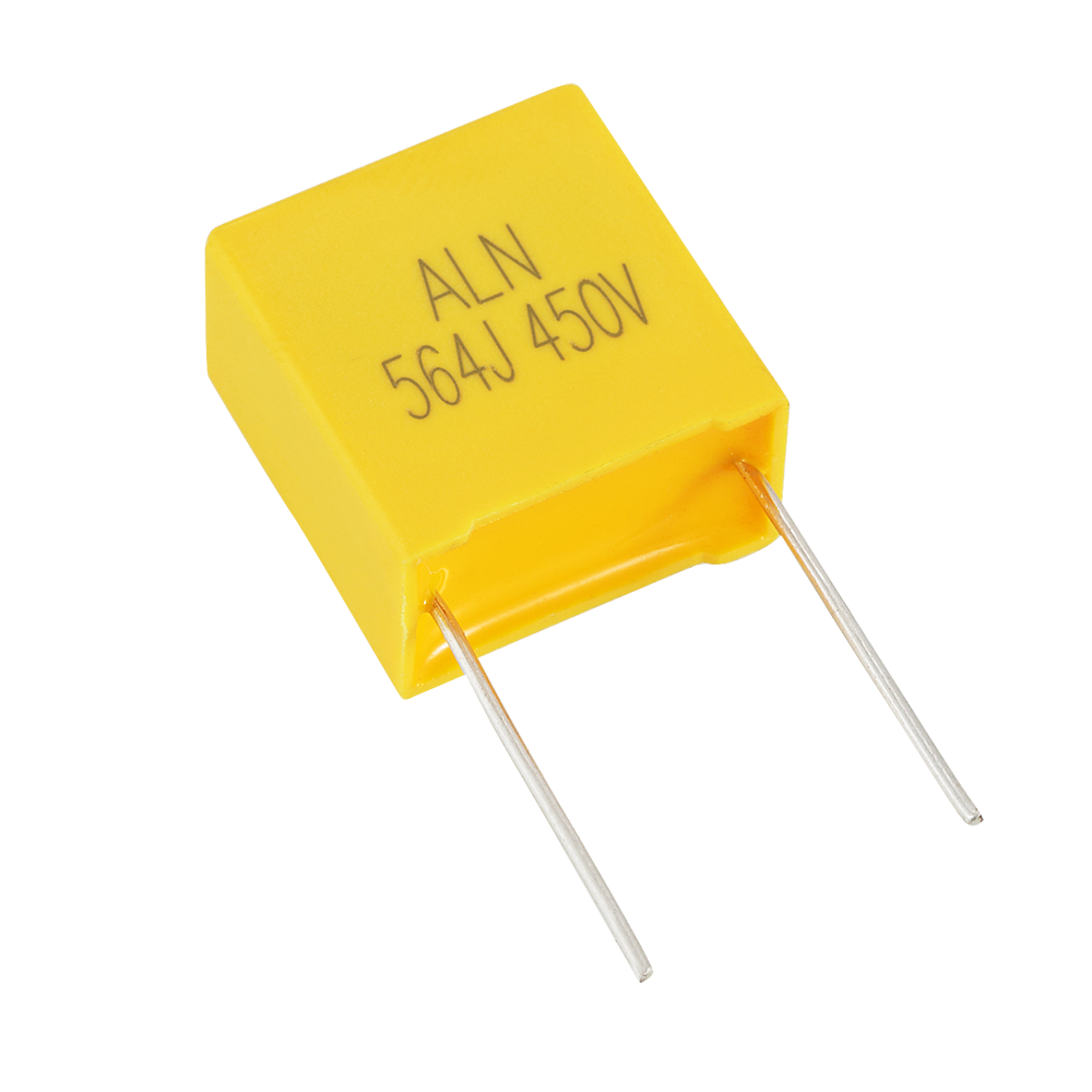 Metallized Polyester film capacitor(Boxes) MEC series