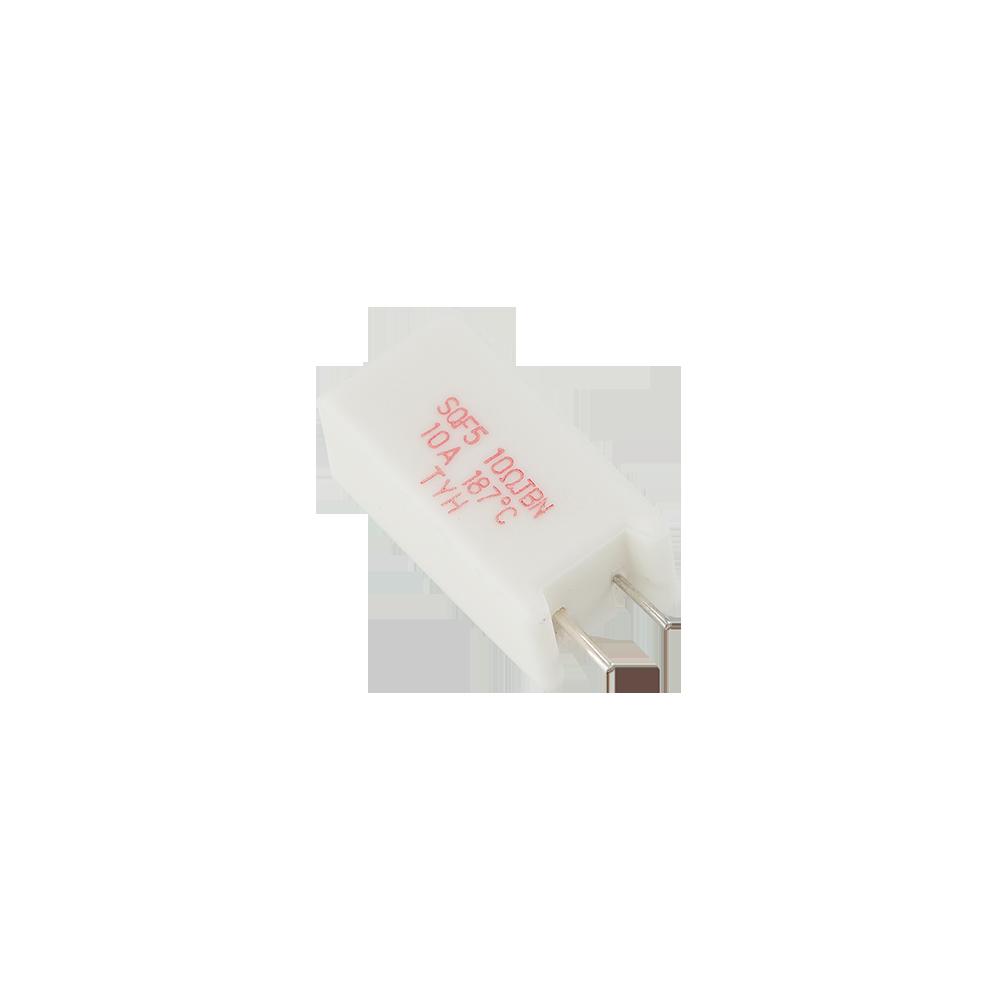 SQF Termal fuse cement resistors