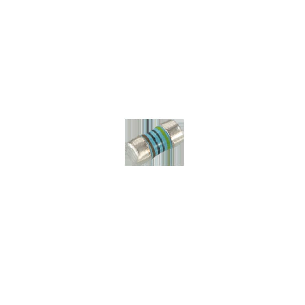RMM metal film melf resistors
