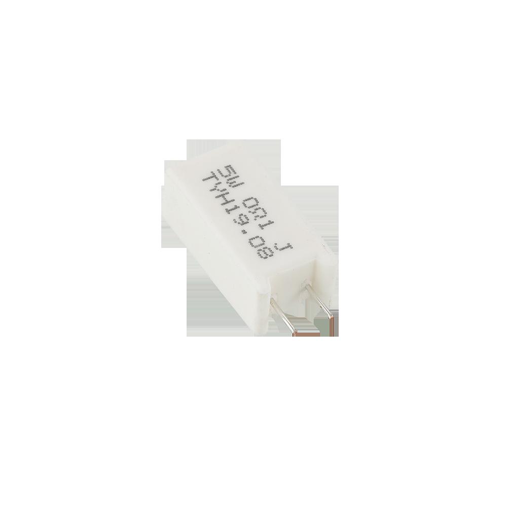 SQ cement resistors