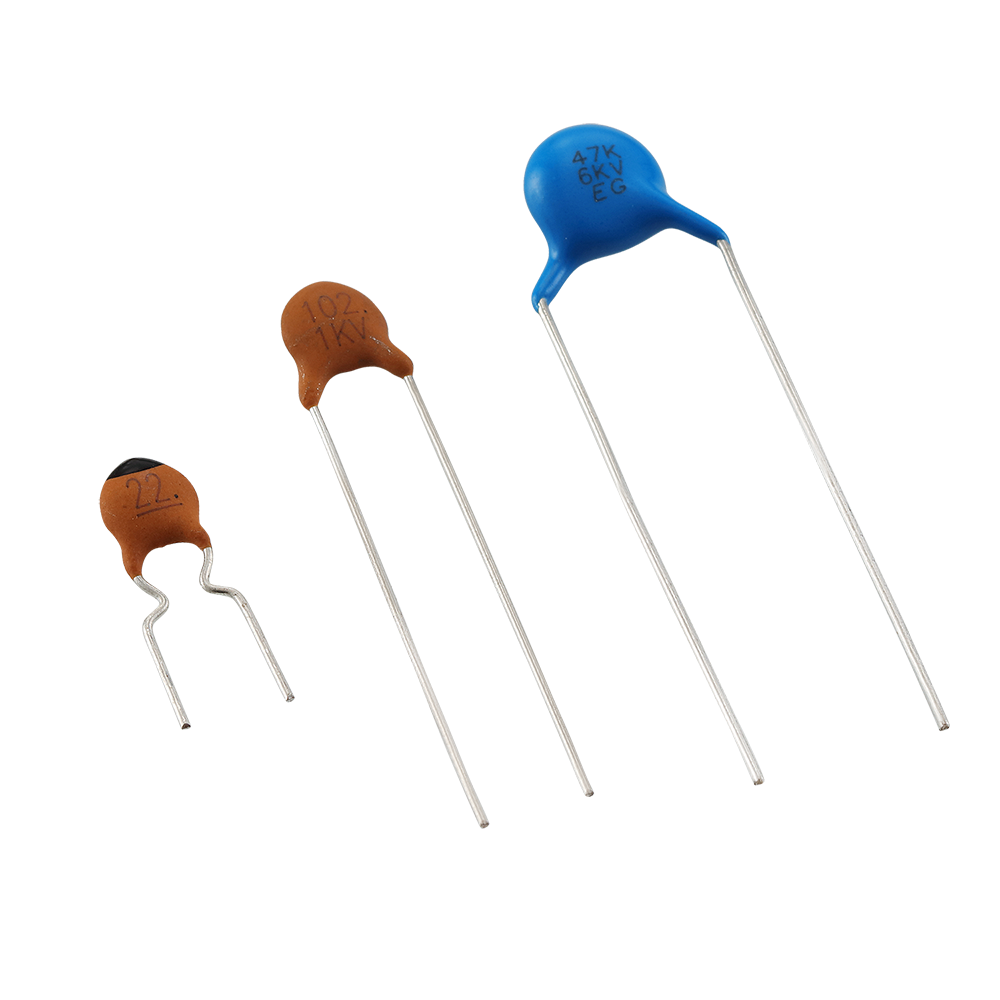 Dipped Radial Lead Type Capacitor