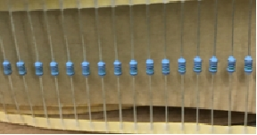 Metal Glaze High Voltage Resistors